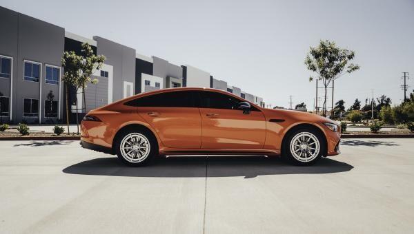 Lava Orange
