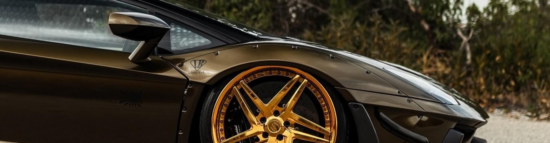 Midnight Gold Supergloss Metallic